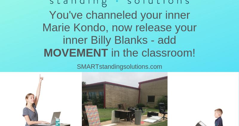 Marie Kondo your Classroom